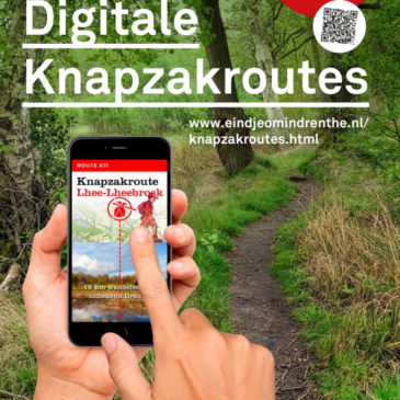 Digitale Knapzakroutes